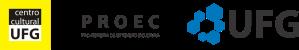 Logo Proec Ufg Centro Cultural am