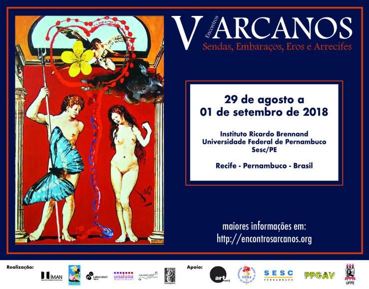 Flyer Geral V Arcanos